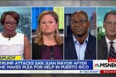 Will Trump's Puerto Rico tweets play to...