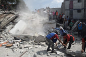 Mexico 7.1 Quake: 'Horrific Images' Emerge...