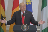 Trump congratulates Africa on 'tremendous'...