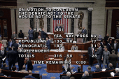 House Passes Harvey Aid and Budget Package...