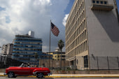 U.S. Cutting Embassy Staff in Cuba in Wake...