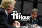 In rare interview Bannon says he's going...