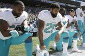 "Rhoden on NFL protest: ""This is about..."