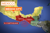 Powerful Earthquake Strikes Off Coast of...