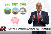 For Facts Sake: Some regulations make sense