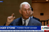 Roger Stone denies any collusion with Russia