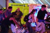 Security guards at Las Vegas concert...