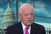 Bob Schieffer: I haven't seen anything...