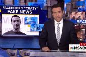 MSNBC's Ari Melber calls out Zuckerberg...