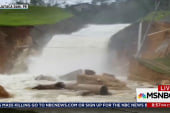 Continued rain, money woes add to PR crisis