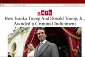 How Ivanka and Don Jr. avoided criminal...