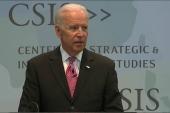 Biden receives Brzezinski prize, tells...