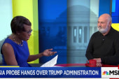 Russia probe hangs over Trump administration