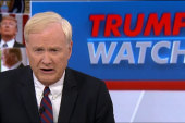 Matthews: Senator Corker told the truth
