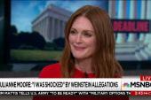 Julianne Moore on Harvey Weinstein scandal...