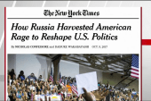 NYT: Russia built American rage to...