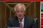 Trump responds to Corker, GOP remains guarded