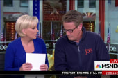 Joe and Mika discuss Kennedy School town hall