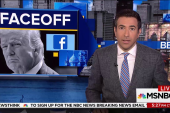 "MSNBC's Ari Melber on Facebook's ""Goldman..."