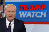 Matthews: Trump is throwing millions under...