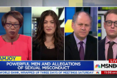 Powerful men, sexual misconduct...