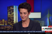 Maddow caught off guard by allergies (again)