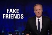 Lawrence: Pres. Trump counters 'fake news'...