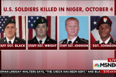 Growing confusion surrounds ambush in Niger