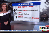 One month later, crisis lingers in Puerto...
