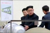 Diplomatic efforts with North Korea on ...