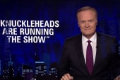 Lawrence on 'the knuckleheads running the...