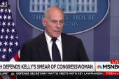 John Kelly's lie about Rep. Frederica Wilson