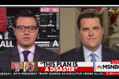 Watch: Chris Hayes spars with GOP Rep....