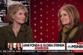 Jane Fonda and Gloria Steinem on Weinstein...