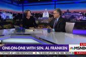 Kasie Hunt Interviews Senator Al Franken