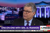 Senator Al Franken Discusses Impeaching...