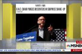 DNC leaders accused of 'purging' Sanders...