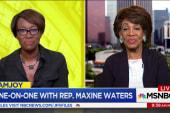 Maxine Waters seeks to 'encourage...