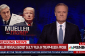 Lawrence: Mueller gets his 1st 'guilty'...