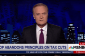 Lawrence: GOP abandons principles in favor...