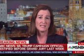 Ex-US Attorney: Trump team should worry as...