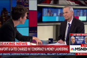Mueller follows money to Trump camp charges