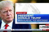 Trump: Ask Gen. Kelly If He Got A Call...