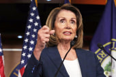 Top House Democrat Calls For Nancy Pelosi...