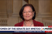 Harassment in Congress? Hirono: I Imagine...