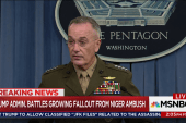Niger Ambush: Pentagon Updates Why...