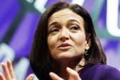 Analysis: Sandberg Says Facebook Seeks to...