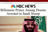 Massive government shakeup rocks Saudi Arabia