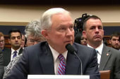 Jeff Sessions does the right thing and...