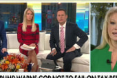 Kellyanne Conway weighs in on Moore scandal